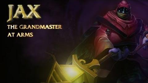 Jax/Strategy