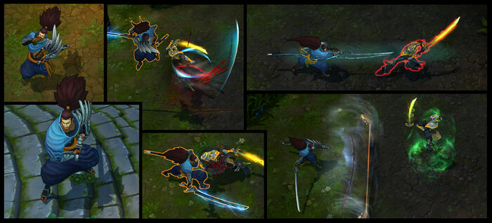 Yasuo Screenshots