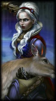 Emptylord Diana Huntress
