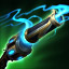 Hextech Revolver item