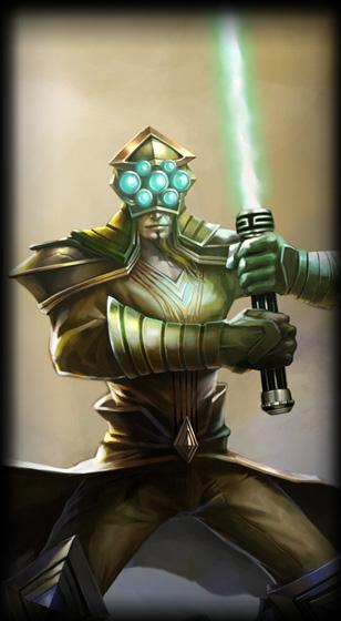 Master Yi ChosenLoading old2