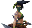 Akali/Background