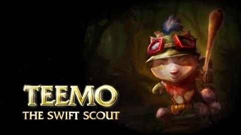 Teemo Champion Spotlight