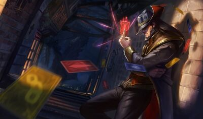 Twisted Fate OriginalSkin
