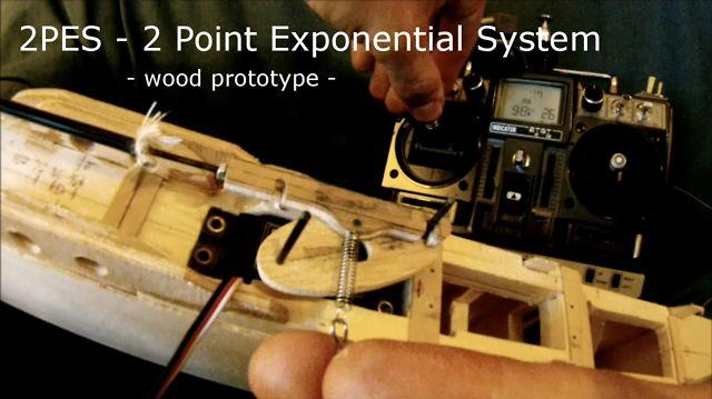 2PES - 2 Point Exponential System - for madstab.