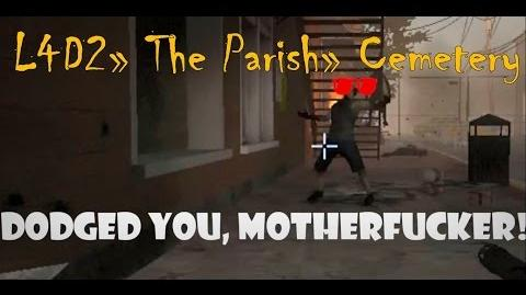 Left 4 Dead 2 The Parish - Cemetery Gameplay Walkthrough Playthrough