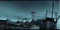 Death Aboard/The Docks