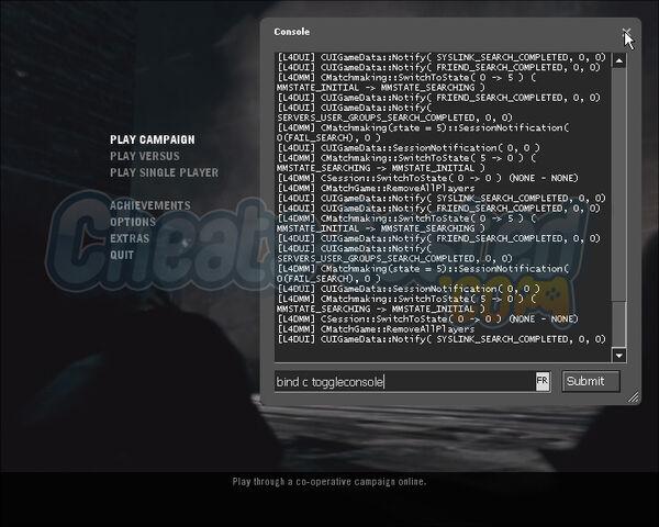 File:Left 4 Dead PC Cheats Console Window.jpg