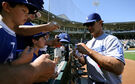 Mattingly autographs st