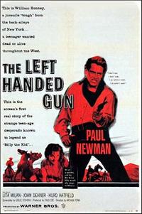 Lefthandedgunfilmposter