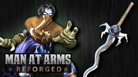 Soul Reaver Sword (Legacy of Kain) - MAN AT ARMS REFORGED