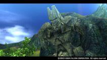Nord's Titan Statue