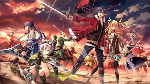 The Legend of Heroes Sen no Kiseki II TGS Special Trailer