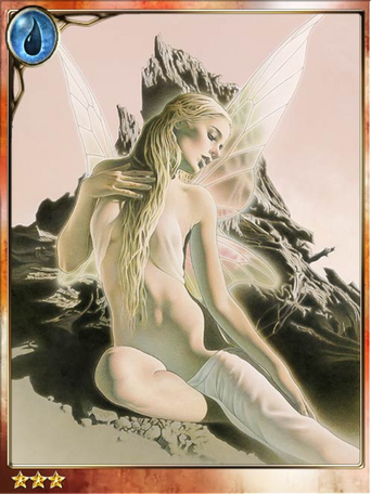 Aid-Seeking Light Fairy