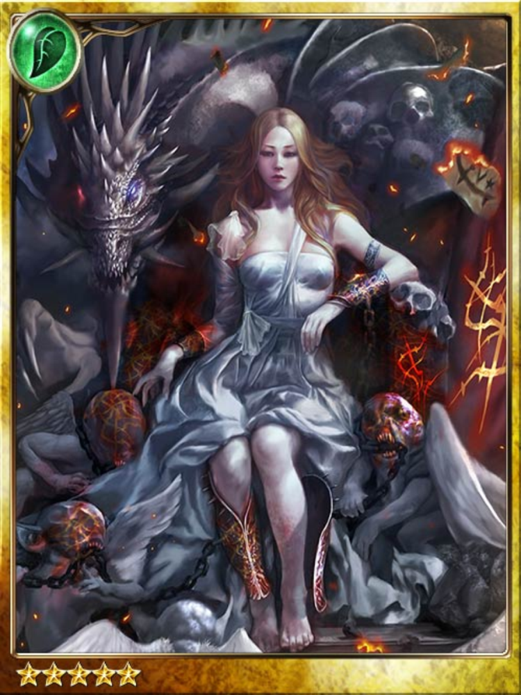 Two Faced Queen Riola Legend Of The Cryptids Wiki