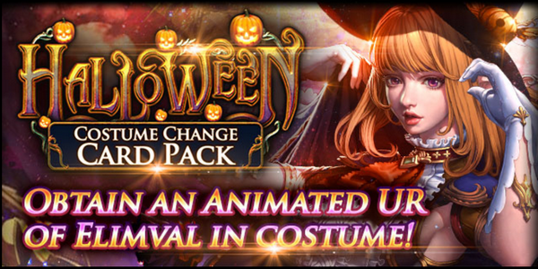 Costume Change Card Pack