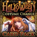 Costume Change Card Pack Ticket