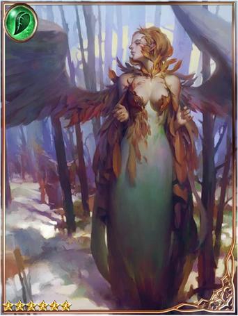 (Bleak) Forbidden Forest Witch