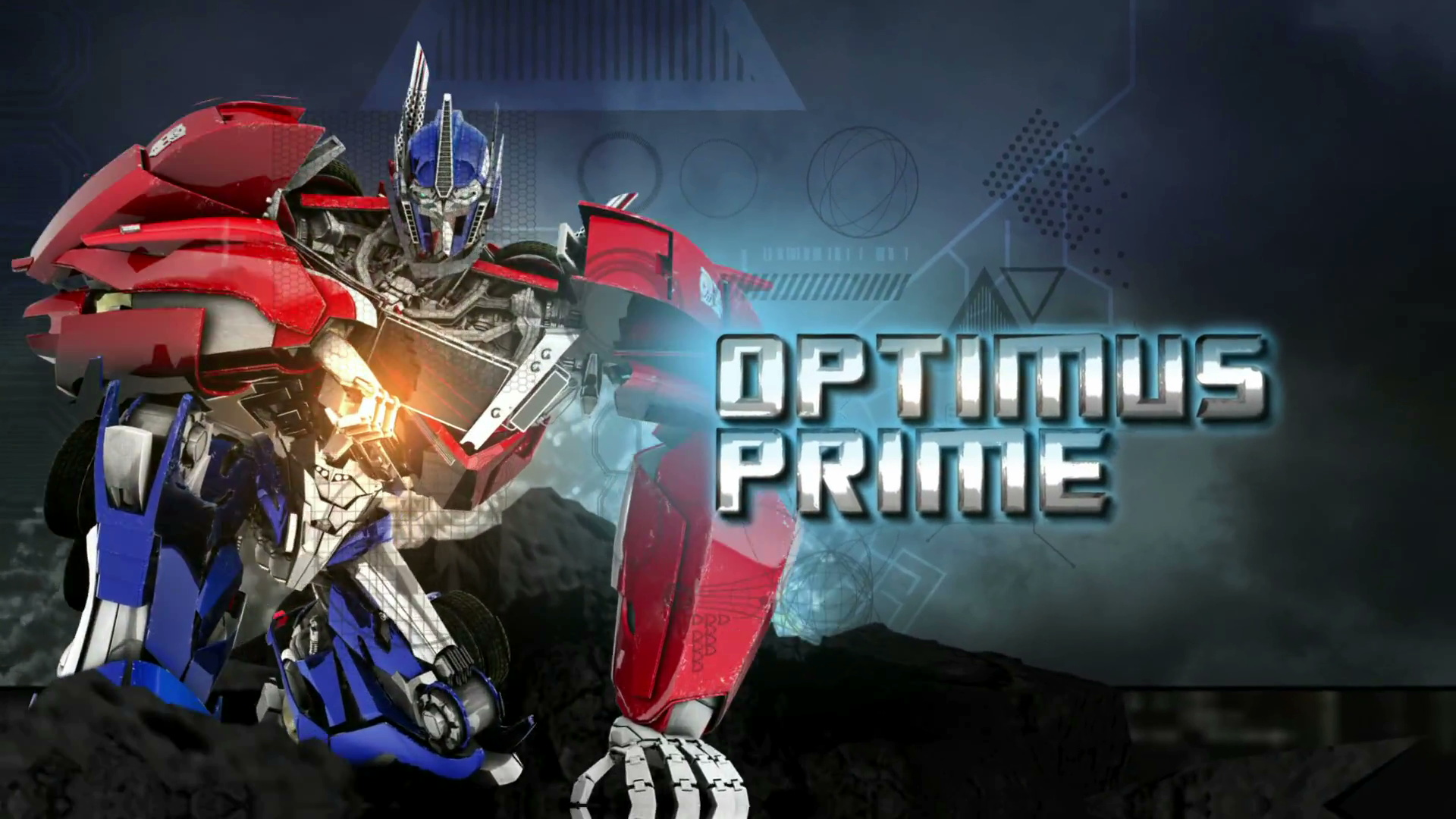 transformers prime optimus prime