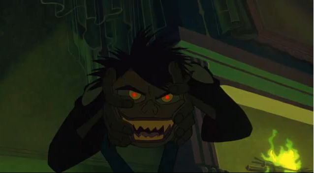 Mr Hyde The Pagemaster Legends Of The Multi Universe