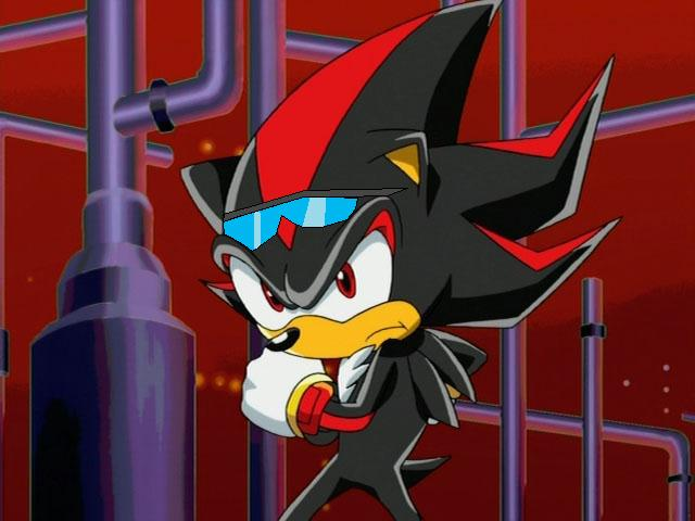 Shadow The Hedgehog Sonic Riders