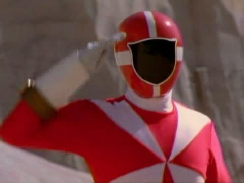 Image - Red Lightspeed Ranger (Forever Red).jpg   Legends ...