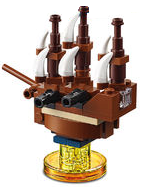 One-Eyed Willy's Pirate Ship