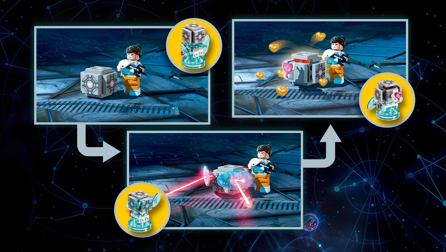 lego dimensions instructions batmobile