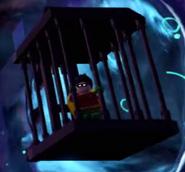 Robin imprisoned