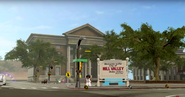 Hill valley city