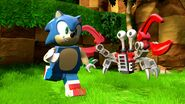 SEGA Sonic Crabmeat 0