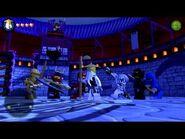 Lego Dimensions Ninjago Ninja Team