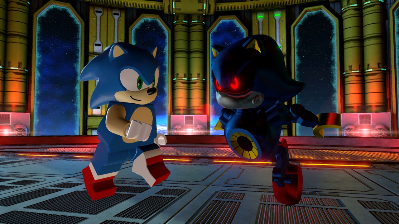 metal sonic lego dimensions wikia fandom powered by wikia. Black Bedroom Furniture Sets. Home Design Ideas