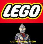 LEGO Ultraman Tiga ( American Version )