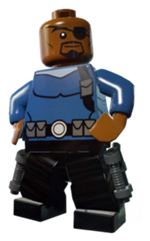 Nick Fury | LEGO Marvel Superheroes Wiki | Fandom powered ...