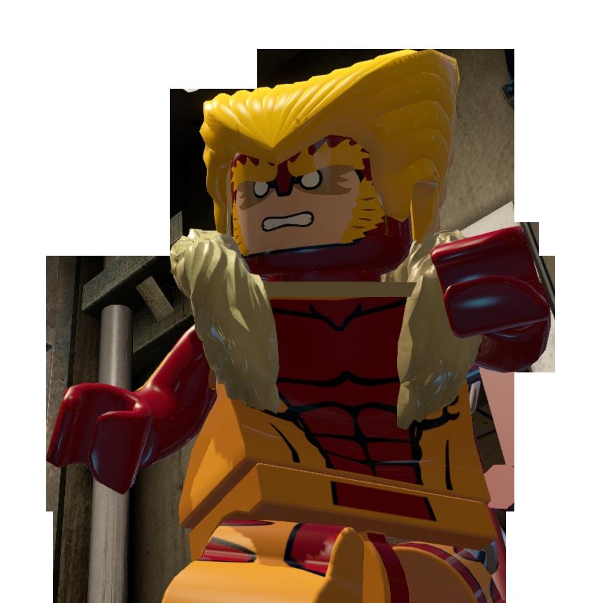 Sabretooth Lego Marvel Superheroes Wiki Fandom Powered