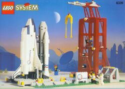 6339 Shuttle Launch Pad