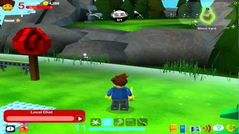 Lego Universe Gameplay