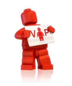VIP Minifigure-2