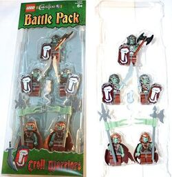 852701-Battle Pack Troll Warriors