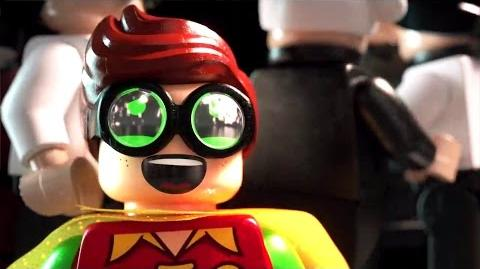 THE LEGO BATMAN MOVIE Promo Clip - Happy New Year (2017) Animated Comedy Movie HD
