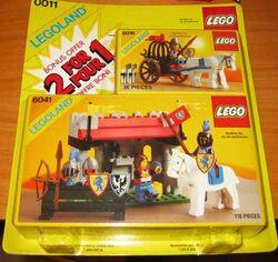 0011-Castle 2 for 1 Bonus Offer