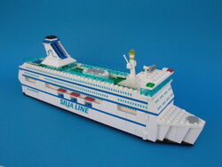 1998-Silja Line Ferry