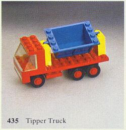 435-Tipper Truck