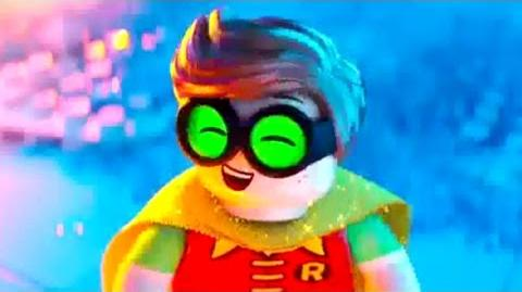 THE LEGO BATMAN MOVIE TV Spot 1 - Unite (2017) Animated Comedy Movie HD