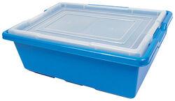 9001-Medium Blue Storage Bin