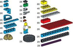 970673-Special Elements for ROBO Technology Set
