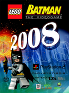 Lego batman game ad