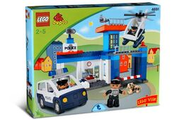 4691 Police Station