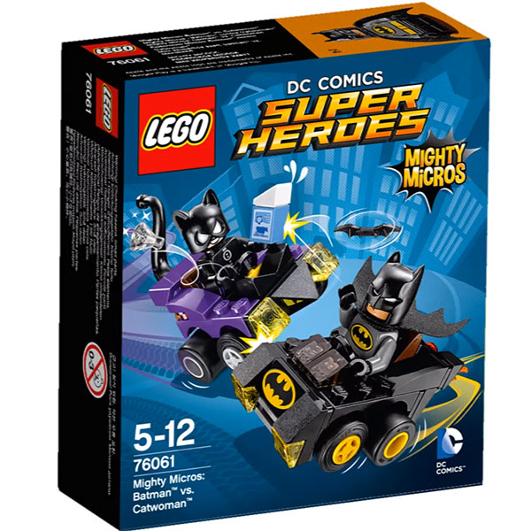 Lego Batman Ausmalbilder Inspirierend Avengers: 76061 Mighty Micros: Batman Vs Catwoman